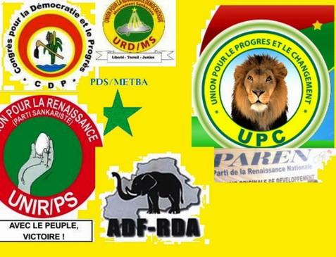 Burkina Faso: De la nécessité de la limitation des partis politiques