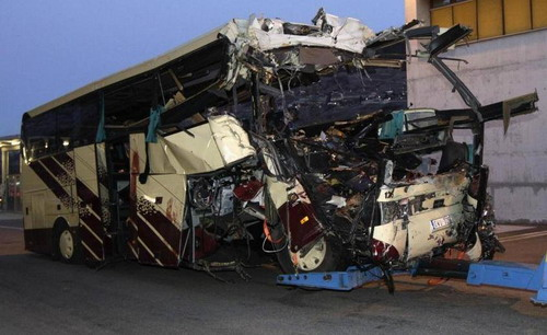 Un accident de la circulation tue 24 burkinabè en terre togolaise