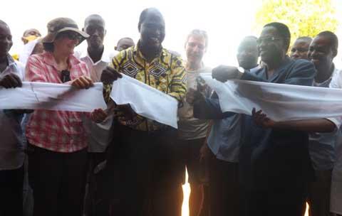 Arrondissement 07 de Bobo: Un CSPS pour Wolokonto et bientôt un autre pour Belle-ville