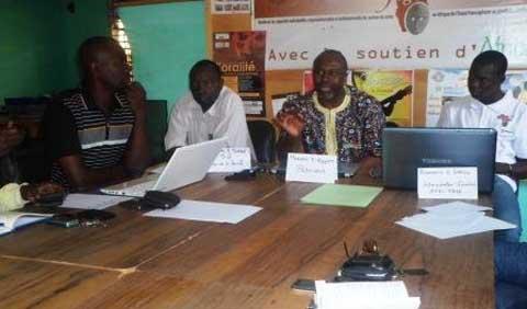 Maison de la parole à Bobo: De nouvelles perspectives en 2014