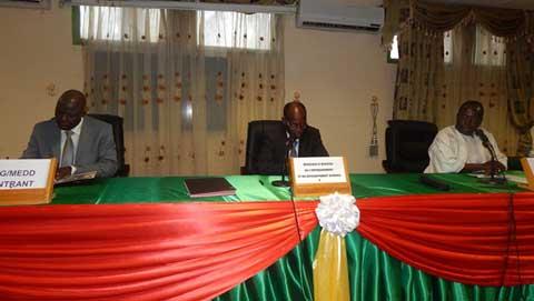 Ministère de l'Environnement et du développement durable (MEDD): Urbain Bélemsobgo désormais aux commandes du secrétariat général