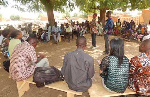 Assainissement en milieu rural: L'institut 2ie s'y investit dans la commune de Ziniaré