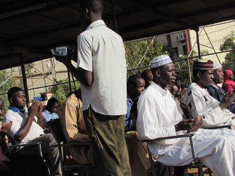 CERFI: Une caravane pour porter un message de paix et de solidarité