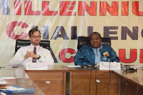 MCA Burkina: J -100 avant  la fin du Compact