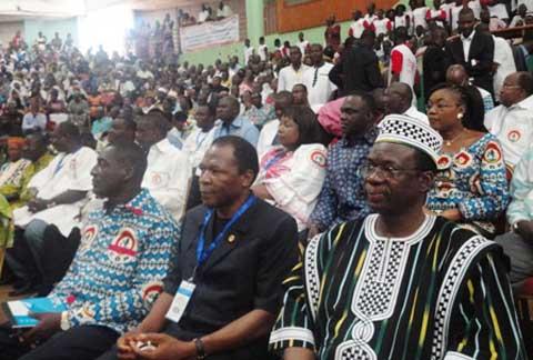 Conseil National du CDP à Ouaga: Referendum, Sénat, Enrôlement biométrique au programme