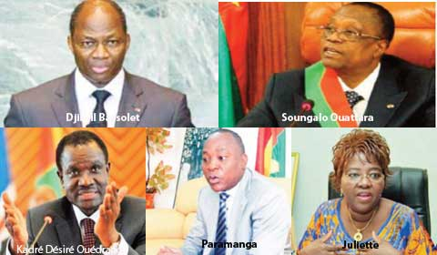 Présidentielle 2015: Le CDP en quête d'un candidat