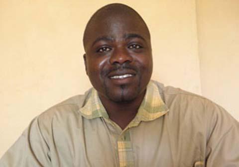 Hervé d'Afrik, lauréat du prix anti-corruption 2013