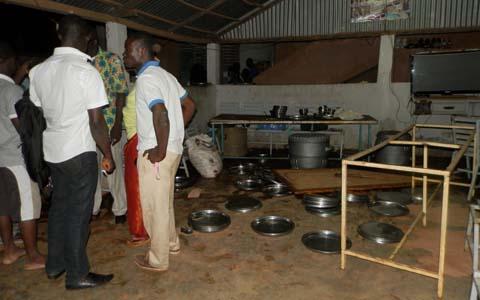 Affrontements à la Cité Dafra de Bobo: Des étudiants accusent l'ANEB