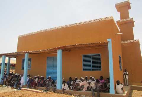 Tangaré: Une nouvelle mosquée pour les fidèles musulmans