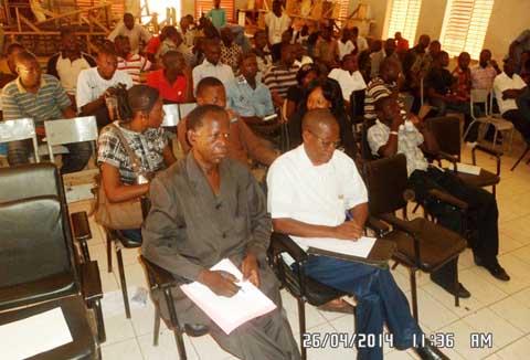Informaticiens du Burkina: Le SYNPTIC pour la défense des intérêts des professionnels