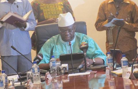 Programme présidentiel «Bâtir, ensemble, un Burkina émergent»: 57% de niveau d'exécution