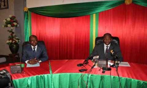Annulation de passeports diplomatiques: Le ministre Djibrill Bassolet s'en explique