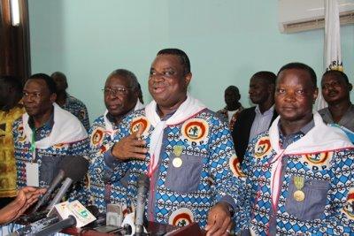 Burkina: Le CDP appelle à un référendum pour modifier la constitution