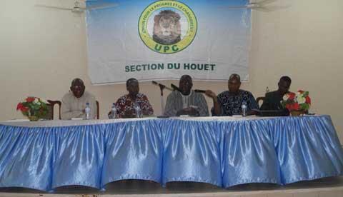 Bobo: L'UPC à l'assaut de la deuxième ville du Faso