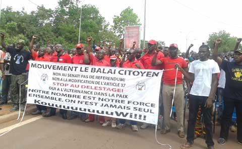 Bobo-Dioulasso: Le balai citoyen demande un audit complet de la Sonabel