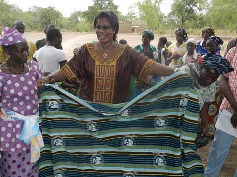 Village de Dogossêsso: Les festivités du 08 mars continuent