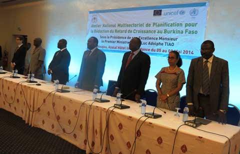 Malnutrition au Burkina: A la recherche d'une réponse multisectorielle et concertée