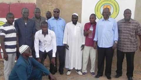 UPC Ouaga: Visites surprises de Zéphirin Diabré à des comités de base
