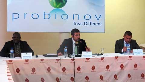Probionov à la conquête du marché burkinabè avec ses médicaments sans effets secondaires
