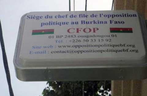 Revision du fichier électoral: Le CFOP invite les citoyens concernés à se rendre dans les bureaux d'enrôlement