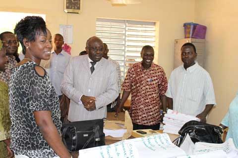 BEPC 2014: L'effectif des candidats s'accroit de 28,56%