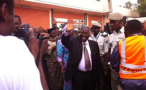 Eglise Biblique de la vie chrétienne profonde: Le pasteur William Kumuyi  promet une explosion de miracles