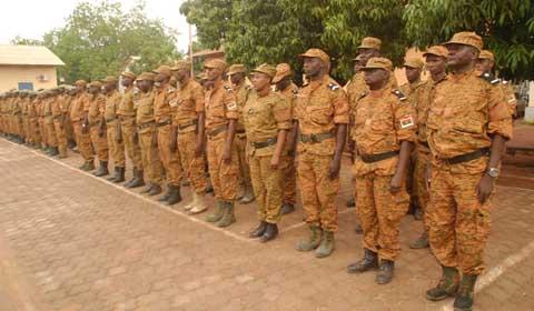 Maintien de la paix: 140 gendarmes (supplémentaires) burkinabèpour sécuriser les élections en Guinée Bissau