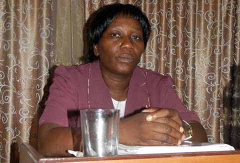 INSSA: Sanata Bamba est la première femme parasitologue