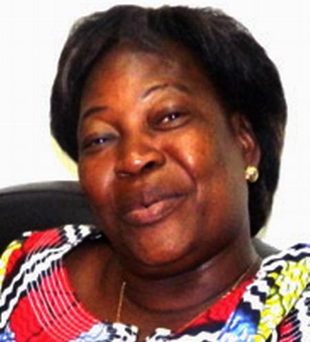 Gisèle GUIGMA, Secrétaire adjointe à la décentralisation et aux relations avec les élus locaux du CDP: «Moi Gisèle, si le CDP tombe, je tombe avec»