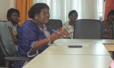 Ministère de la promotion  de la femme:  Des concertations sur la mise en œuvre des plans d'actions genre