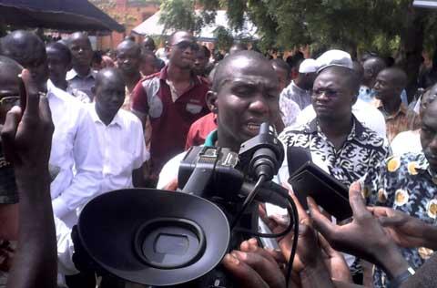 Les agents  des finances en grève de 48 heures:  Le  protocole d'accord du 22  juin 2011 au centre de la revendication