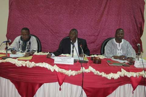 Conseil municipal de Ouagadougou: Une session extraordinaire pour outiller les conseillers