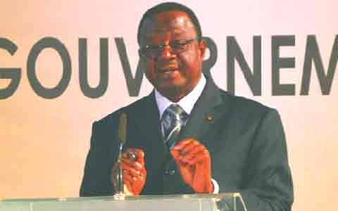 Programme de renforcement de la formation professionnelle: Basga Emile Dialla fait le point et évoque le prochain Forum national des jeunes