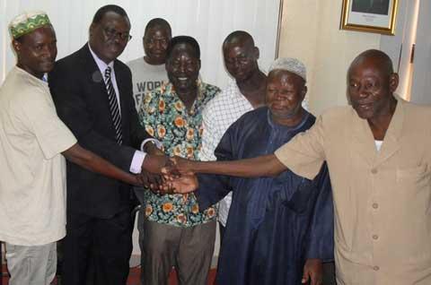Crise au SYNTAB: La médiation de Dayama en bonne voie