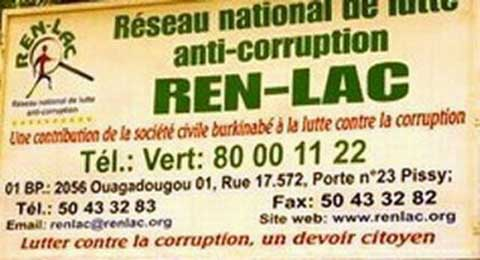 Réfection de la maison des jeunes et de la culture de Diébougou en 2008:  Une forte odeur de corruption au CENALAC.