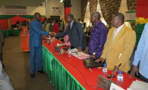 Protection sociale: Le Burkina souhaite améliorer son système