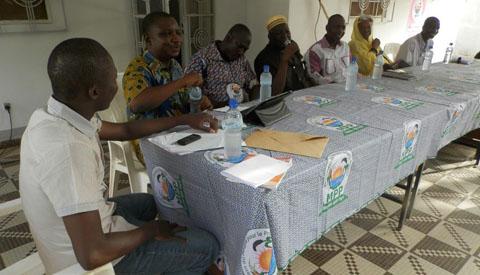 MPP à Bobo: La jeunesse scolaire et estudiantine en assemblée générale