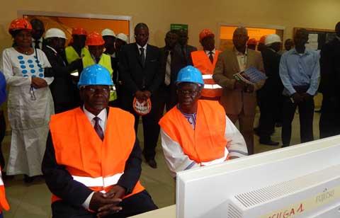 Coopération ivoiro- burkinabè: En perspective de renforcement dans les secteurs de l'énergie et de la santé
