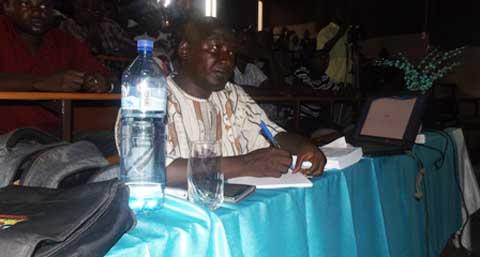 Soutenance à l'Université Ouaga 2: Mention très honorable pour le Docteur ès sciences économique Abdelaziz Ouédraogo