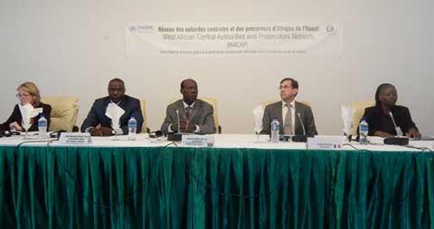 Contrer la criminalité transnationale: Le WACAP entend renforcer la coopération judiciaire