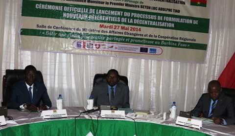 Décentralisation au Burkina: Réflexion autour de la formulation des nouveaux référentiels