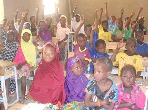 Education au Sahel: Les actions louables d'IAMGOLD Essakane SA