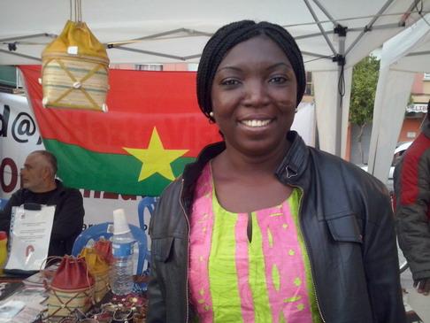 Burkina-Espagne: Viviane YOUL, celle-là qui refuse la résignation de ses sœurs