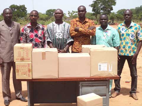 Commune de  Kankalaba: Des produits pharmaceutiques pour soulager les populations