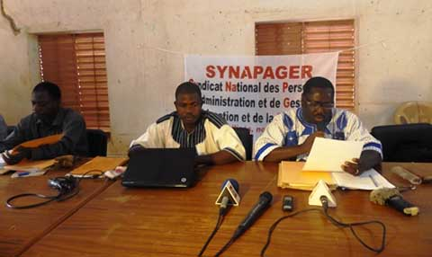 Education nationale: Le SYNAPAGER annonce le boycott des actions impliquant ses militants