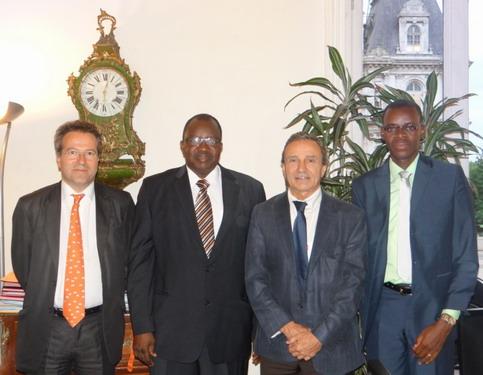Opérations de charme du CHU-Yalgado Ouédraogo envers l'Assistance Publique-Hôpitaux de Paris et le CHU de Charleroi