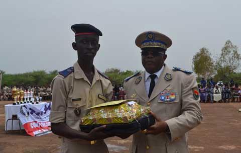 Clôture de l'année scolaire 2013-2014: l'excellence  célébrée au Prytanée Militaire du Kadiogo