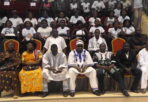Kadiogo: Des jeunes réaffirment massivement leur soutien à Blaise Compaoré