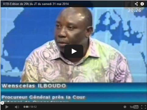 Disparition du juge Salifou Nébié:  Le procureur général parle d'homicide et lance un appel à témoins