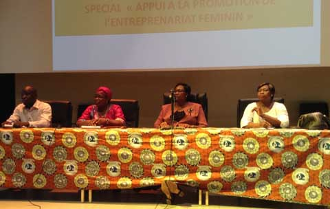 Ministère de la promotion de la femme et du genre: Lever les équivoques sur le guichet spécial «Financement de l'entreprenariat féminin»